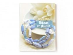 "French book "" Bijoux en papier - Denise Brown"""