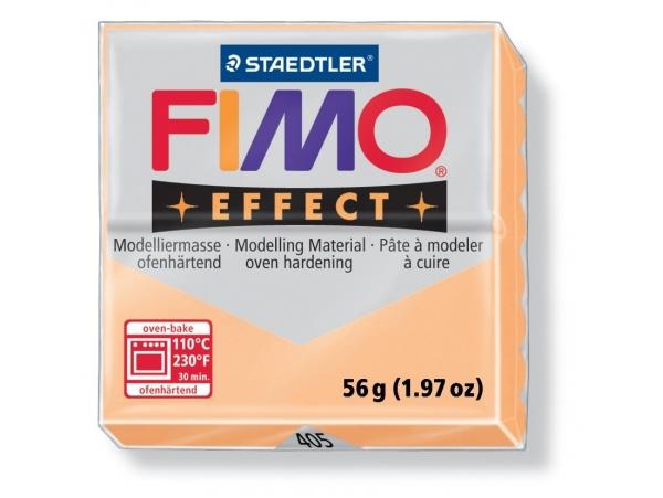 Acheter Pâte Fimo EFFECT Pastel Orange 405 - 1,99€ en ligne sur La Petite Epicerie - Loisirs créatifs