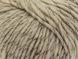 "Laine à tricoter ""Highland Tweed"" - Beige"