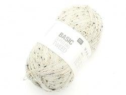 """Acheter Laine à tricoter """"Basic Super big Tweed"""" - Naturel - 18,90€ en ligne sur La Petite Epicerie - Loisirs créatifs"""
