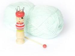 """Laine à tricoter """"The basics baby value"""" - Vert d'eau"""