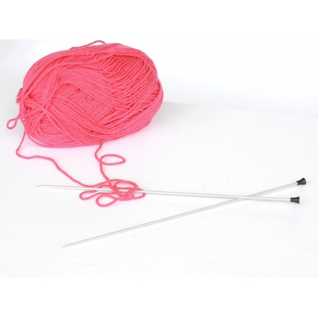 Acheter Aiguilles à tricoter en métal - 3,0 mm - 4,40€ en ligne sur La Petite Epicerie - 100% Loisirs créatifs