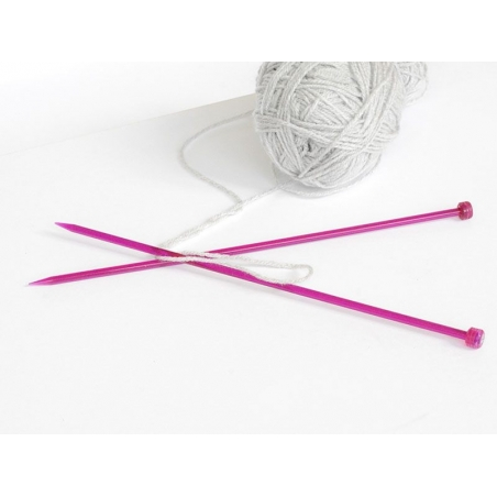 Knitting needles - 5.5 mm