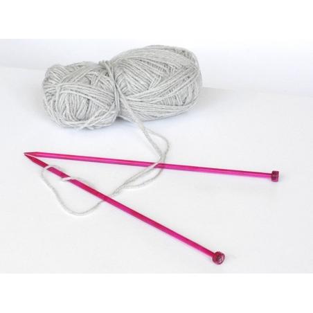 Acheter Aiguilles à tricoter - 6,0 mm - 5,80€ en ligne sur La Petite Epicerie - Loisirs créatifs