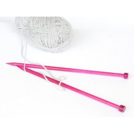 Knitting needles - 9.0 mm