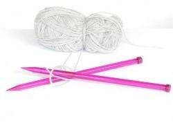 Knitting needles - 12.0 mm