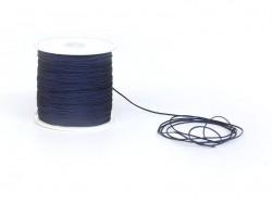 35 m de fil de jade / fil nylon tressé 1 mm - noir