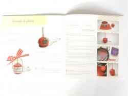Livre Gourmandises à créer en pâte polymère