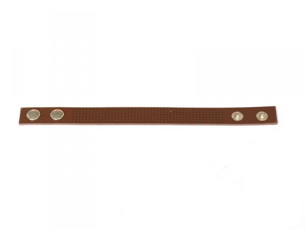 Bracelet fin à broder - Marron Rico Design - 1