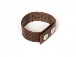 Bracelet fin à broder - Marron Rico Design - 3