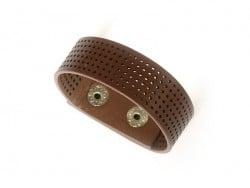 Bracelet fin à broder - Marron Rico Design - 4