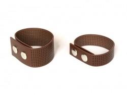 Bracelet fin à broder - Marron Rico Design - 5