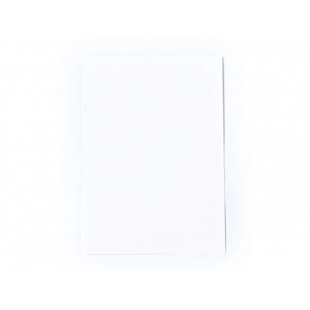 1 sheet of letter paper - white