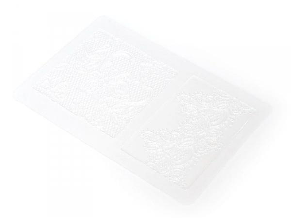 Acheter Plaque de texture Dentelle - 4,00€ en ligne sur La Petite Epicerie - 100% Loisirs créatifs