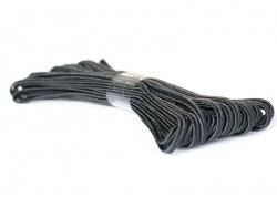 Soutache noire - 15 m
