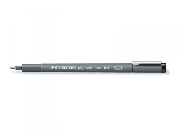 stylo d'écriture Fineliner - noir 0,4 mm