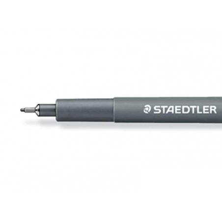 stylo d'écriture Fineliner - noir 0,6 mm