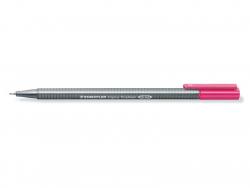 stylo d'écriture Triplus fineliner 0,3 mm - Magenta