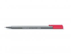 stylo d'écriture Triplus fineliner 0,3 mm - Bordeaux