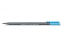 stylo biseauté 0,3 mm - Bleu d'eau