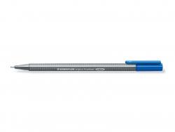 stylo d'écriture Triplus fineliner 0,3 mm - bleu cyan
