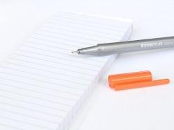stylo biseauté 0,3 mm - Orange