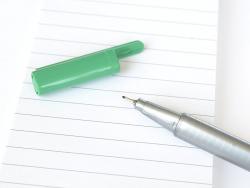 stylo d'écriture Triplus fineliner  0,3 mm - Vert