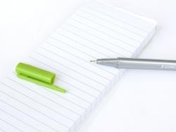 stylo biseauté 0,3 mm - Vert clair
