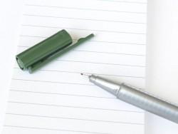 """""""Triplus"""" fineliner (0.3 mm) - green earth"""