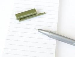 stylo biseauté 0,3 mm - Vert olive