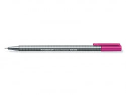 stylo d'écriture Triplus fineliner 0,3 mm - Fuschia