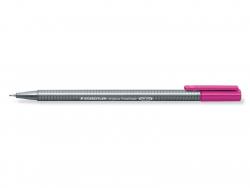 stylo d'écriture Triplus fineliner 0,3 mm - Fuschia