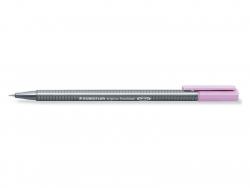 stylo d'écriture Triplus fineliner 0,3 mm - Parme