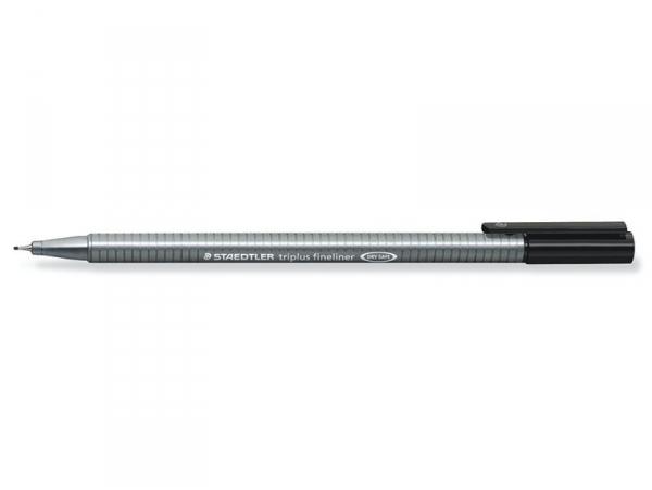 """Triplus"" fineliner (0.3 mm) - black"