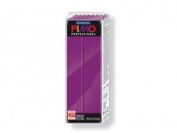 Pâte Fimo Pro Violet 61 - 350g Fimo - 1