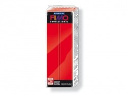Fimo Professional - true red no. 200 - 350 g