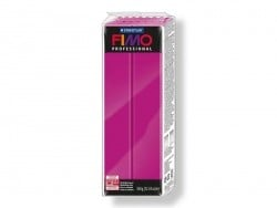 Pâte Fimo Pro Magenta pur 210 - 350g Fimo - 1