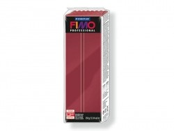 Fimo Professional - bordeaux no. 23 - 350 g