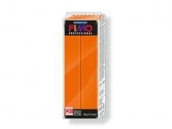 Pâte Fimo Orange 4 Pro - 350g