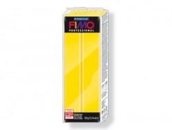 Pâte Fimo Jaune pur 100 Pro - 350g