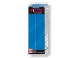 Pâte Fimo Bleu pur 300 Pro - 350g