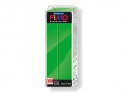 Fimo Professional - green no. 5 - 350 g
