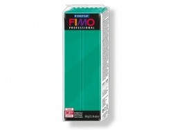 Fimo Professional - true green no. 500 - 350 g