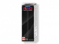 Fimo Professional - black no. 9 - 350 g