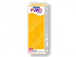 Pâte Fimo Soft Jaune Tournesol 16 - 350 g