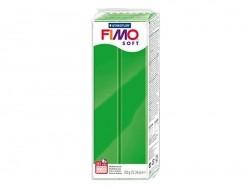 Pâte Fimo Soft Vert tropique 53 - 350 g Fimo - 1