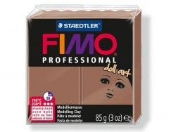 Fimo Professional Doll Art - hazelnut no. 78
