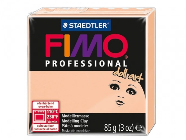Fimo Professional Doll Art - cameo no. 435