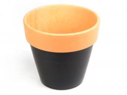 Large flower pot - slate
