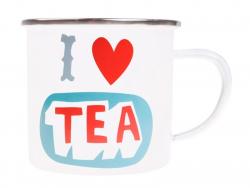 """Tasse - """"I love tea"""""""